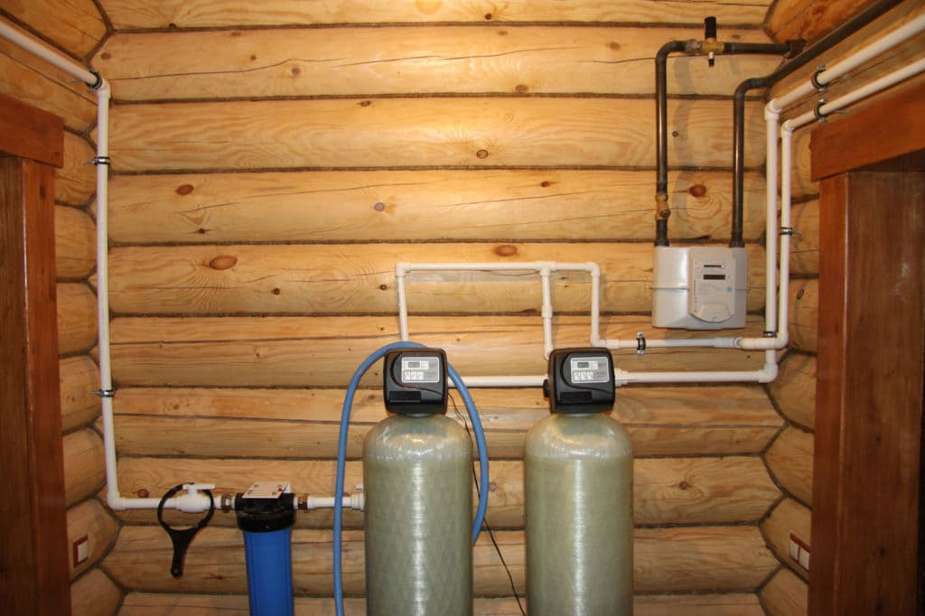 водопровод из скважины под ключ