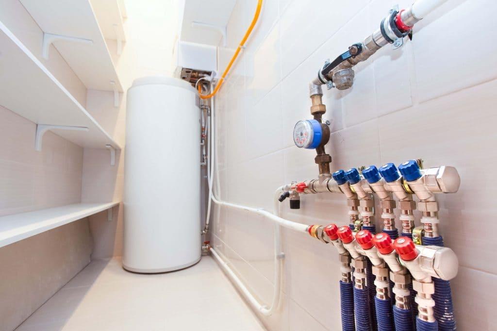 система водоочистки для загородного дома из скважины